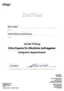 Citrix – Experte für öffentliche Auftraggeber